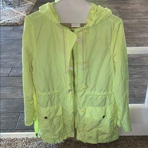 Gap Neon green jacket 🧥